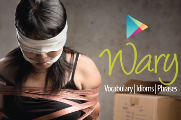 Wary – Video Vocabulary E82