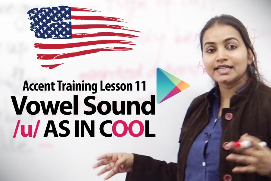 American accent training lessons