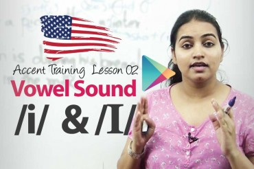 Accent Training Lesson 02 – /i/ AS IN MEET