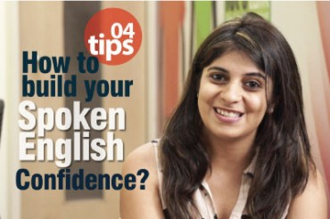How to build your spoken English confidence?