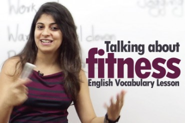 Talking about Fitness in English