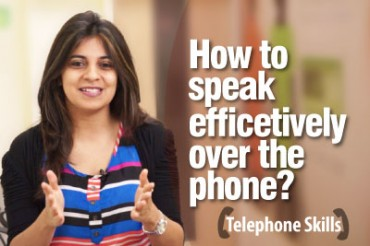 How to speak effectively over the phone?