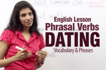 Phrasal Verbs – Dating