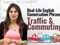 Traffic & Commuting – English Conversation Lesson