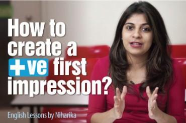 5 ways To Make a Killer First Impression.