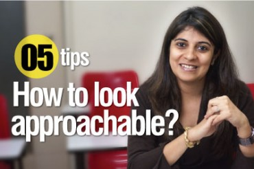 How to Look Approachable?