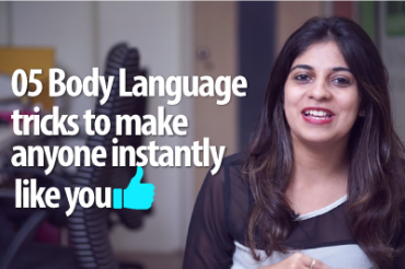 5 Body Language Tricks To Make Anyone Instantly Like You