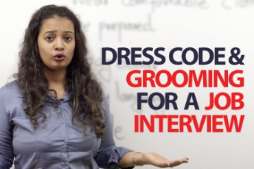 Dress code & Grooming tips for a job Interview