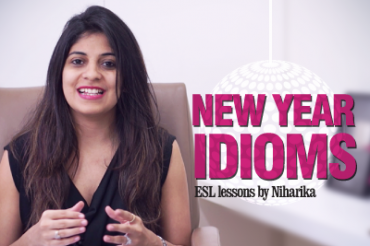 Idioms for the New Year