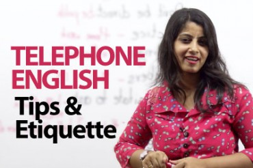 Top Telephone Tips & Etiquette.