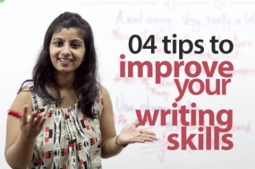 How to improve your English writing skills?