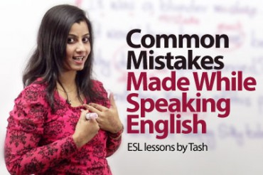 Common Mistakes that we make while speaking English.