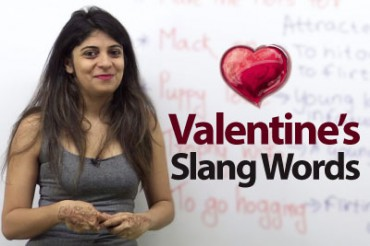 10 New Valentine's Day Slang Words you would Love.
