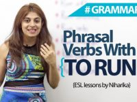 Phrasal Verbs with 'Run'