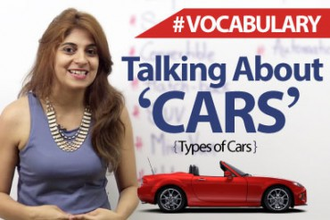 Talking about cars ( Types of cars)