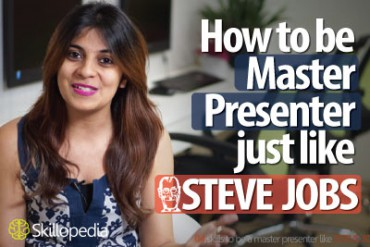04 skills  to be a Master Presenter like Steve Jobs – Improve your Presentation Skills.