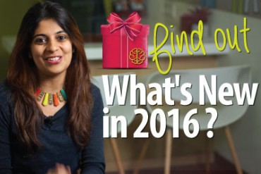 What's new about the New Year (2016)? Stay Tuned!