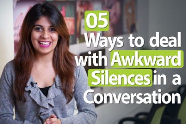 5 tips to deal with awkward silence in a conversation – Improve your communication skills.