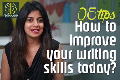 Improve your English writing skills with our free english grammar lessons