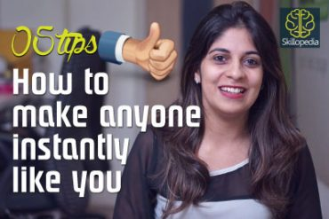 5 body language tips and tricks to make anyone instantly like you.