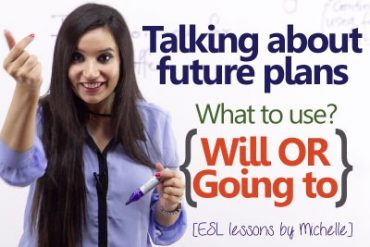'Will' or 'Going to' – Talking about Future plans
