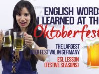 New English words from the OKTOBERFEST in Germany