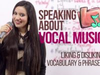 Speaking about 'Vocal Music'