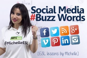 Social Media Buzz Words