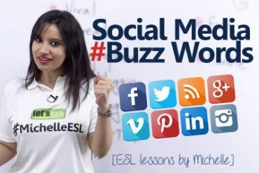 Social Media Buzz Words