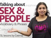 Talking about 'Sex & People' – Advanced English Lesson