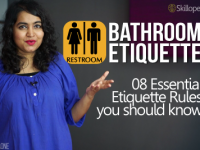 Bathroom Etiquette – 08 essential etiquette rules you should follow