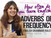 Adverbs of frequency – English grammar rules