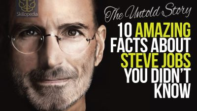 10 Amazing facts about Steve Jobs you didn't know before