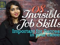 08 Invisible Job skills to get noticed at work.