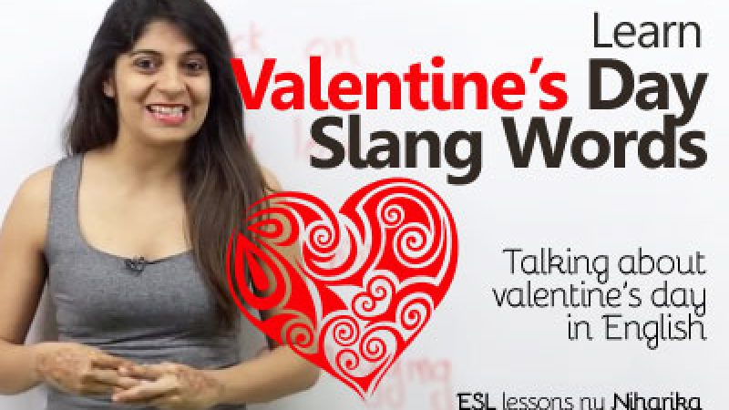 10 New Valentine's Day Slang Words you'd Love.