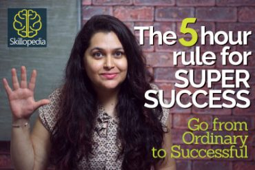 The 5 Hour Rule for being Super Successful