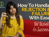 How to deal with rejections & failures with ease?