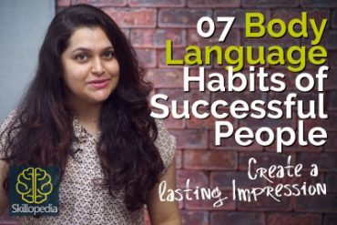 07 Body Language Habits of Successful People.
