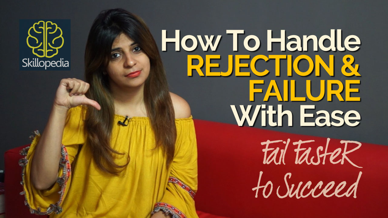 5 ways highly confident strong people handle rejection