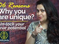 06 Reasons – What makes you unique? Un-lock your true potential