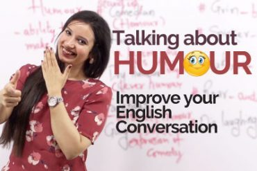 How to talk about HUMOUR in English?