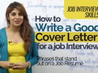 Writing an attention grabbing cover letter phrases for a Job Resume`