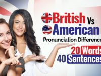 British English VS American English Pronunciation Difference