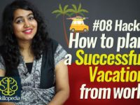 08 steps to plan a successful and stress-free vacation from work
