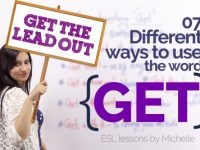 07 different meanings of 'GET' –  Improve your Communication Skills