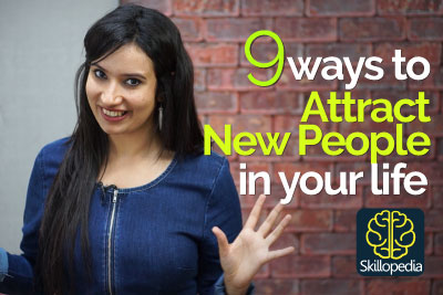 Personality Development Video & Soft Skills Training - How to attract new people
