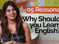 05 Reasons – Why Should You Learn English?