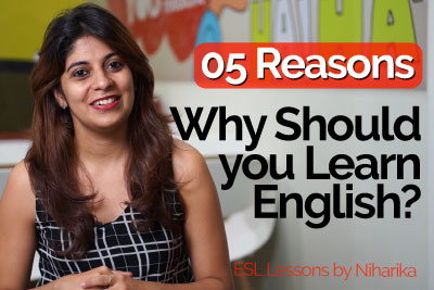 Why should you learn English - Speak English fluently & Confidently