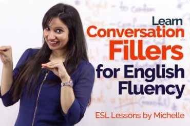 Conversation Fillers for English Fluency – Keep the conversation going