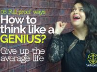 5 Full proof ways to think like a GENIUS & have BRILLIANT IDEAS
